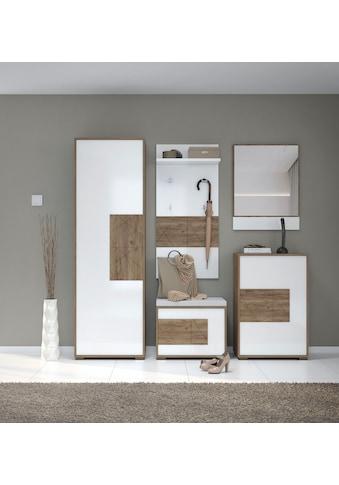 Places of Style Garderobenschrank »Stela«, mit Push-to-open-Funktion kaufen