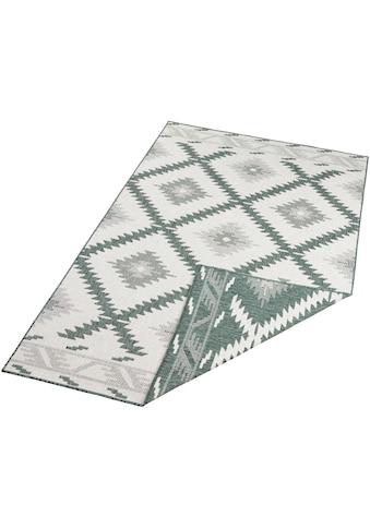 Teppich, »Malibu«, bougari, rechteckig, Höhe 5 mm, maschinell gewebt kaufen