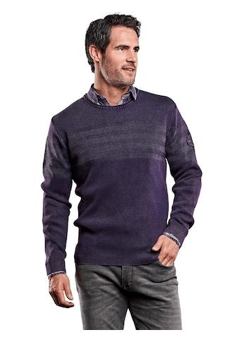 Engbers Pullover mit Strukturwechsel kaufen