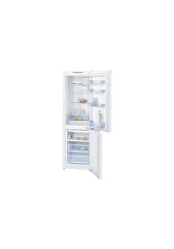 Kühl - Gefrierkombination, Bosch, »KGN36NW30 A++« kaufen