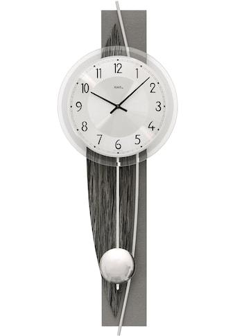 AMS Pendelwanduhr »W7458« kaufen