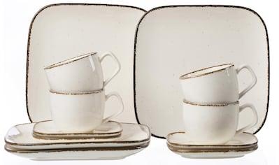 """Ritzenhoff & Breker Kaffeeservice """"CASA"""" (12 - tlg.), Steinzeug kaufen"""