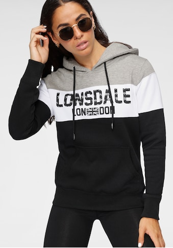 Lonsdale Kapuzensweatshirt »PENBRYN« kaufen