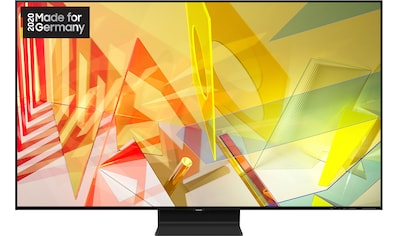 Samsung GQ55Q90T QLED - Fernseher (138 cm / (55 Zoll), 4K Ultra HD, Smart - TV kaufen