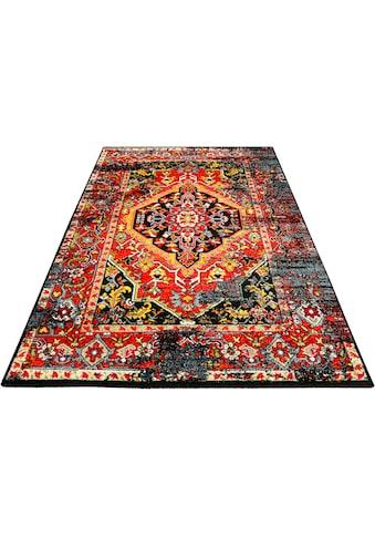 Teppich, »Heritage«, Wecon home, rechteckig, Höhe 13 mm, maschinell gewebt kaufen