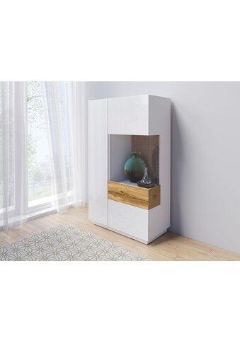 Helvetia Vitrine »SILKE«, Höhe 138,5 cm kaufen