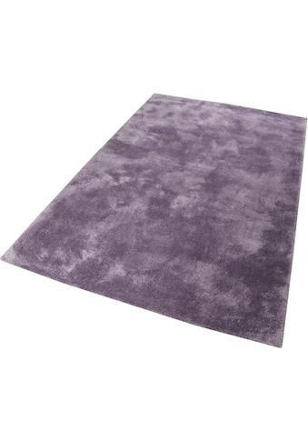Esprit Hochflor-Teppich »Relaxx«, rechteckig, 25 mm Höhe, Wohnzimmer, grosse Farbauswahl kaufen