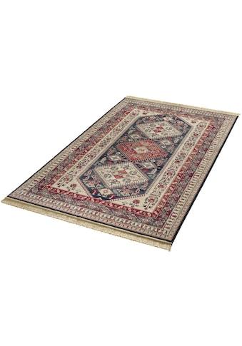 MINT RUGS Teppich »Cult«, rechteckig, 9 mm Höhe, Orient Optik, weiche Viskose mit... kaufen