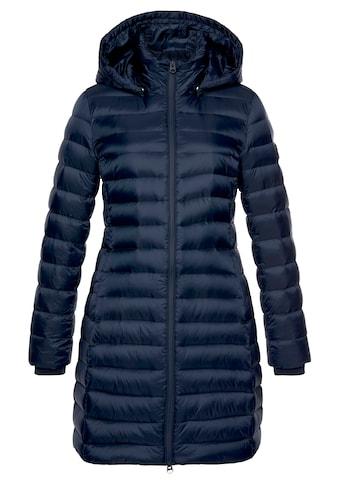 Calvin Klein Steppmantel »COATED ZIP LIGHT DOWN COAT« kaufen