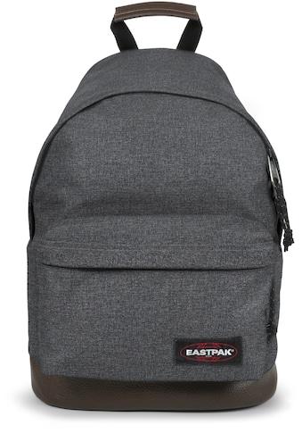 Eastpak Freizeitrucksack »WYOMING, Black Denim«, enthält recyceltes Material (Global... kaufen