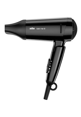 Haartrockner Satin Hair 3 Style&Go HD 350, Braun kaufen