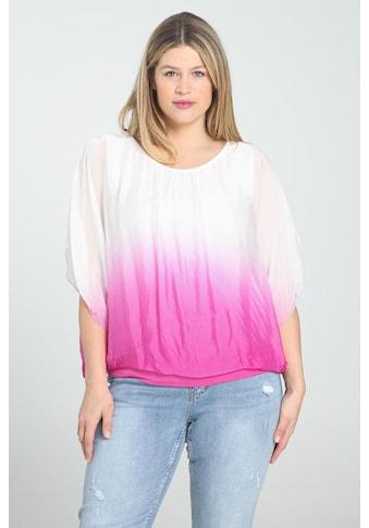 Paprika Klassische Bluse »Kurze Ärmel«, casual kaufen