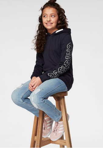 Chiemsee Langarmshirt, mit Glitzerdruck am Ärmel - und Rückendruck kaufen