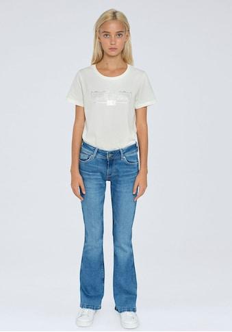 Pepe Jeans Bootcut-Jeans »NEW PIMLICO«, im 5-Pocket-Stil mit Stretch-Anteil kaufen