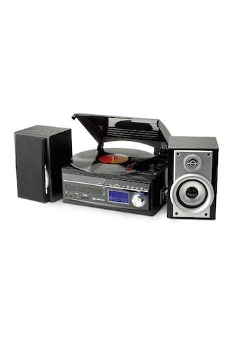 Stereoanlage, soundmaster, »MCD1700 Schwarz« kaufen