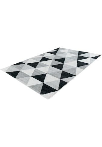 Teppich, »Bravo 300«, LALEE, rechteckig, Höhe 12 mm, maschinell gewebt kaufen