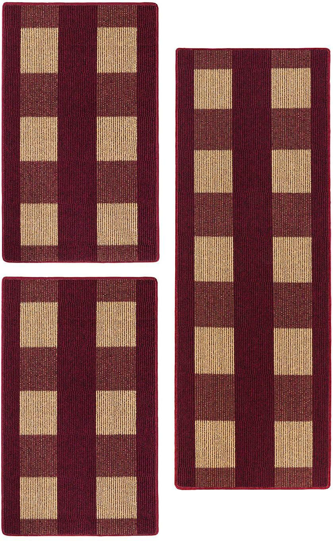Image of Andiamo Bettumrandung »Dijon«, Bettvorleger, Läufer-Set für das Schlafzimmer