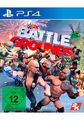 WWE 2K Battlegrounds PlayStation 4 kaufen