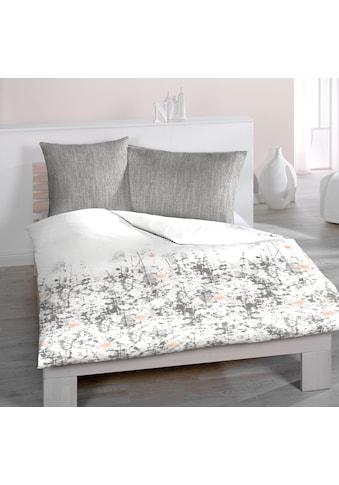 Satin - Bettwäsche, Home Fashion, »Fiore« kaufen