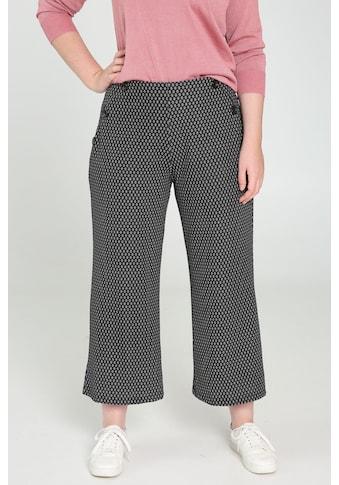 Paprika Bundfaltenhose »Uniform keine casual«, city kaufen