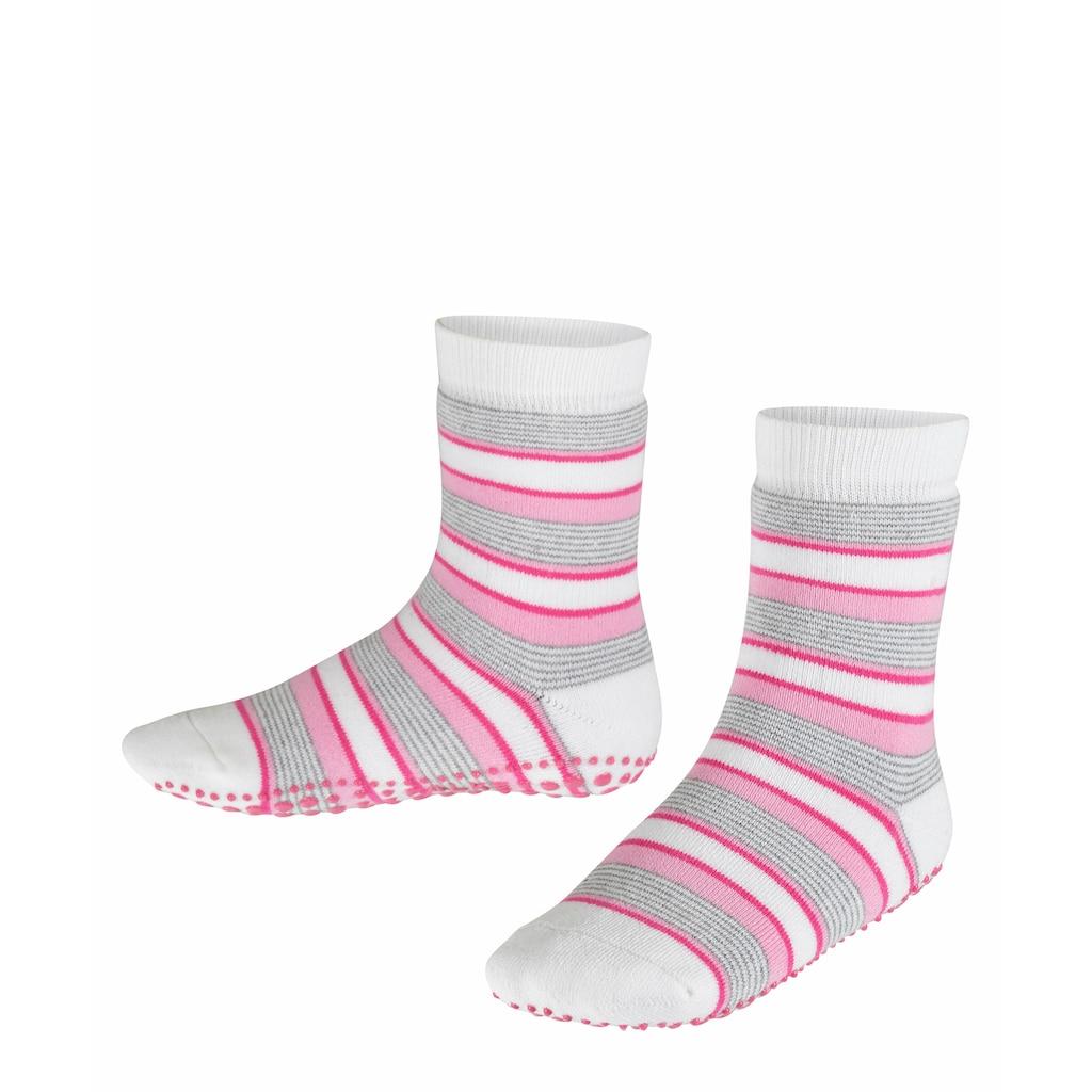 FALKE Haussocken »Mixed Stripe«, (1 Paar), mit Baumwolle