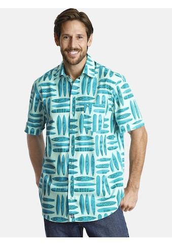 Jan Vanderstorm Kurzarmhemd »KYRE« kaufen