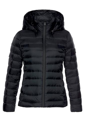 Calvin Klein Steppjacke »COATED ZIP LIGHT DOWN JACKET« kaufen