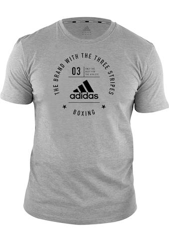 "adidas Performance T - Shirt »Community T - Shirt ""Boxing""« kaufen"