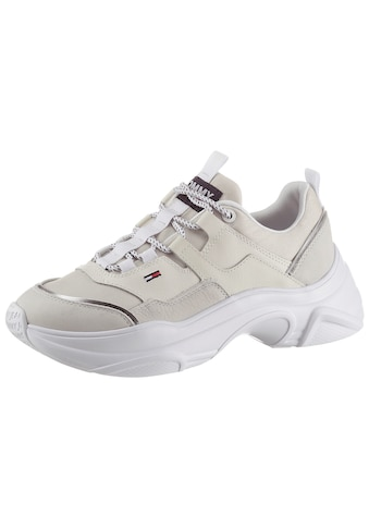 Tommy Jeans Wedgesneaker »TOMMY JEANS LIGHTWEIGHT SHOE«, mit Ortholite Hybrid Ausstattung kaufen