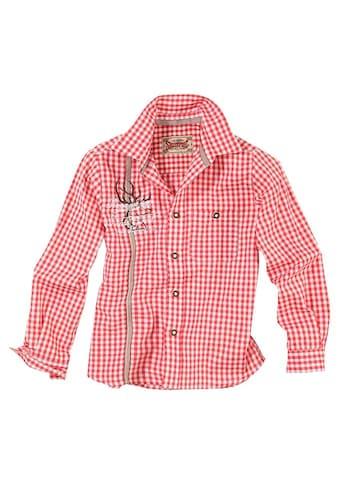 Stockerpoint Trachtenhemd für Kinder kaufen