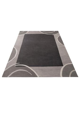 Wollteppich, »Bellary«, Theko Exklusiv, rechteckig, Höhe 13 mm, handgetuftet kaufen
