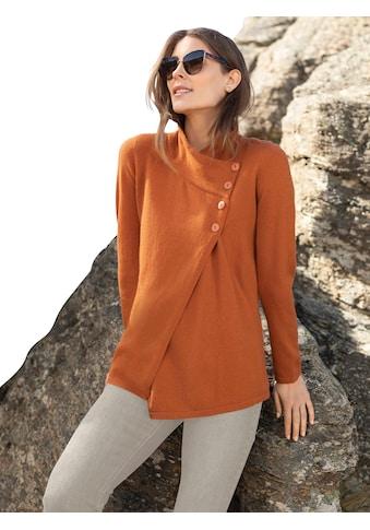 Inspirationen Pullover mit Stehkragen kaufen