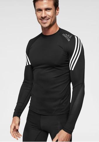 adidas Performance Langarmshirt »ALPHASKIN SPORT+ 3 - STREIFEN LONGSLEEVE« kaufen