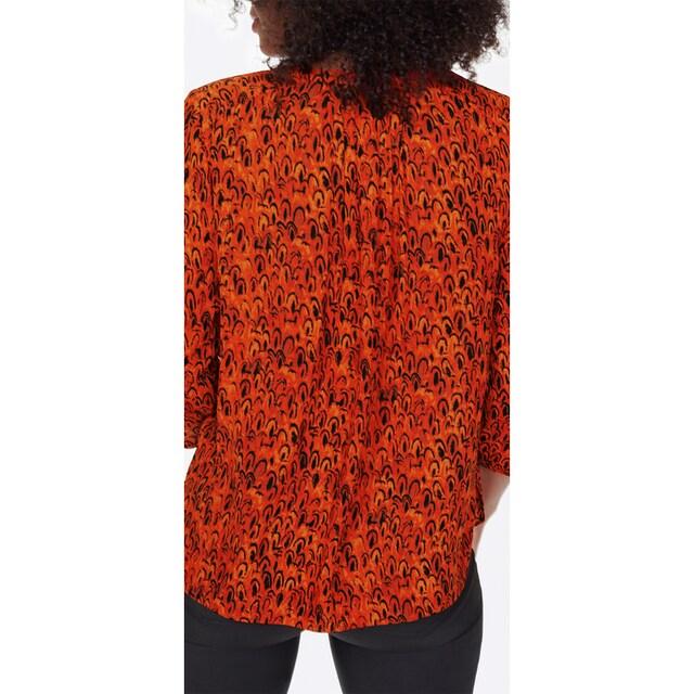 NYDJ Perfect Bluse mit »langen Ärmeln«