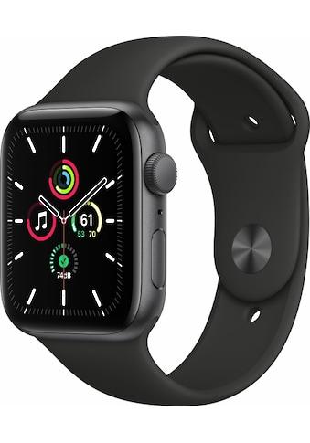 Watch Series SE GPS, Aluminium Gehäuse, 44 mm mit Sportarmband, Apple kaufen