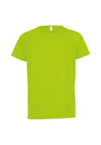 SOLS T-Shirt »Kinder Unisex Sporty, Kurzarm« kaufen