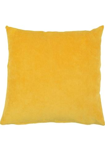 Gözze Kissenhüllen »Muri«, (2 St.), in vielen Unifarben kaufen