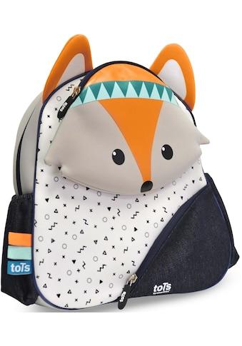 smarTrike® Kinderrucksack »toTs by SmarTrike® Fur-ever Fuchs, 30 cm« kaufen