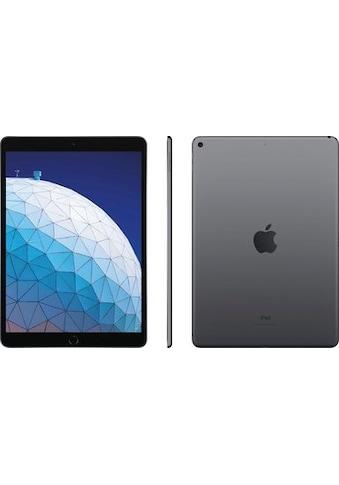 iPad Air Wi - Fi, 64 GB, Apple, »silberfarben, 10.5 Zoll« kaufen