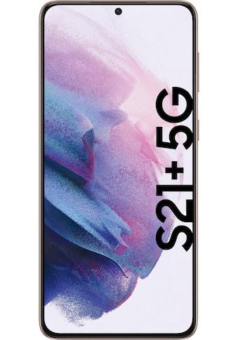 """Samsung Smartphone »Galaxy S21+ 5G«, (16,95 cm/6,7 """" 128 GB Speicherplatz, 12 MP Kamera)«, (, 12 MP Kamera) kaufen"""