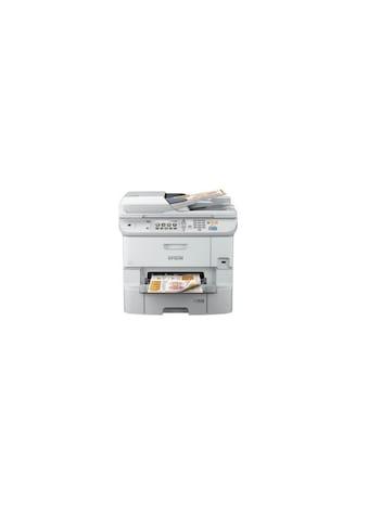 Multifunktionsdrucker, Epson, »WorkForce Pro WF - 6590DWF« kaufen