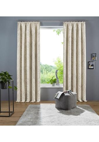 Vorhang, »Ornamente«, DELAVITA, Kräuselband 1 Stück kaufen