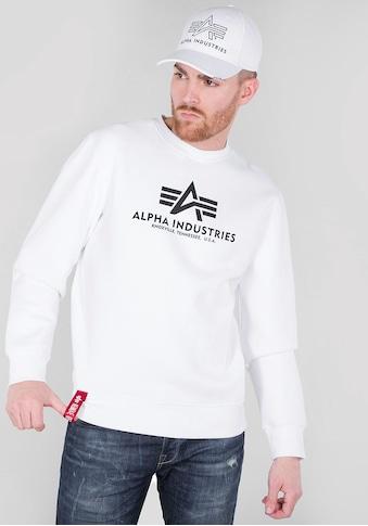 Alpha Industries Sweatshirt »Basic Sweater« kaufen