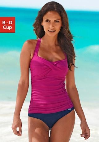 LASCANA Badeanzug mit modischem Rücken günstig online kaufen   Ackermann.ch bcfae7f78f