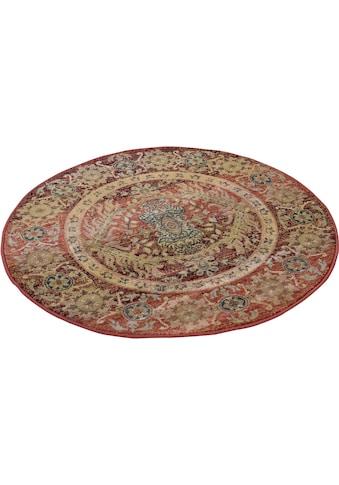 Teppich, »Gabiro 3070«, THEKO, rund, Höhe 10 mm, maschinell gewebt kaufen