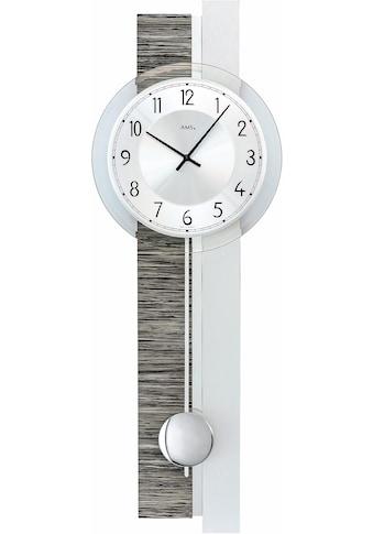 AMS Pendelwanduhr »W7439« kaufen