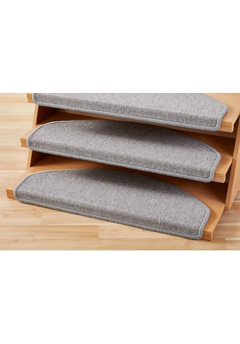 Andiamo Stufenmatte »Bob«, halbrund, 4,5 mm Höhe, melierte Schlinge, erhältlich als... kaufen