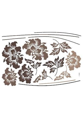 KOMAR Packung: Wandtattoo »Beautiful«, 6 - teilig kaufen