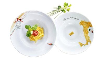 """Retsch Arzberg Pastateller """"Italia"""" (6 Stück) kaufen"""