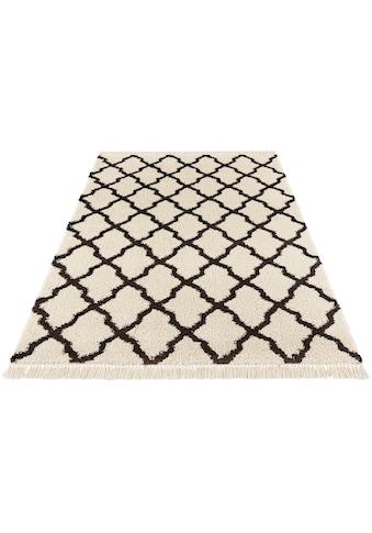 Hochflor - Teppich, »Pearl«, MINT RUGS, rechteckig, Höhe 35 mm, maschinell gewebt kaufen